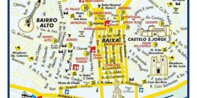 Saldanha Lisszabon Terkep Terkep Saldanha Lisszabon Portugalia